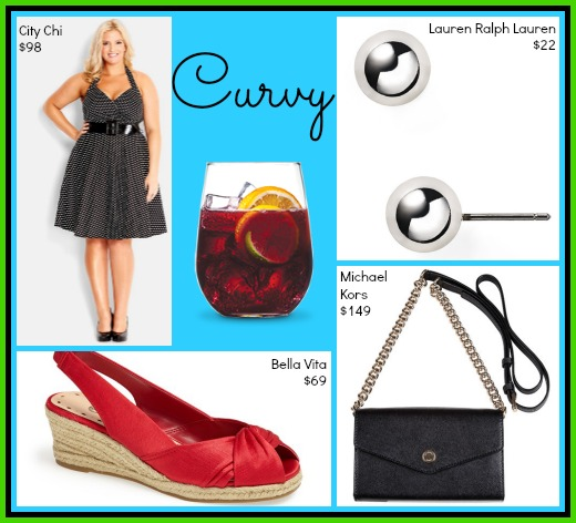 Curvy Collage
