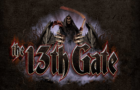 13th Gate logo