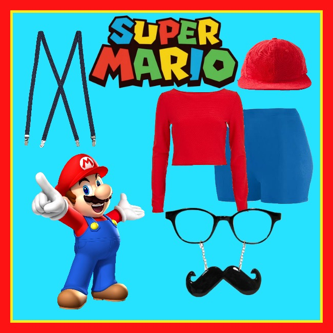 Find all of these items at the following links: American Apparel suspenders, American Apparel shorts, Get Kooky sunglasses, American Apparel hat, and American Apparel crop top