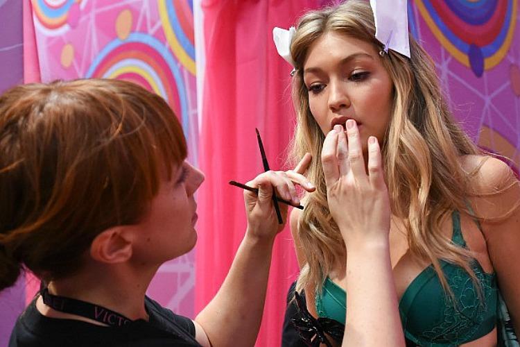 dick page makeup artist